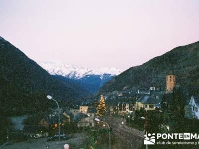 Esquí Baqueira; senderismo joven madrid; club de singles madrid